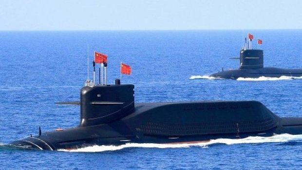 Aukus: Mengapa pakta pertahanan Inggris, AS, Australia prioritaskan pembuatan kapal selam untuk tangkal China di Indo-Pasifik?