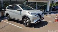 Wujud Daihatsu Terios Terbaru yang Dilengkapi Fitur Idling Stop