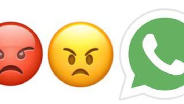 emoji marah whatsapp