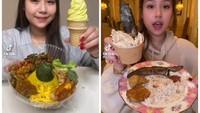 Sisca Kohl Bikin 5 Es Krim Nyeleneh, Rasa Bubur Ayam hingga Pecel Lele