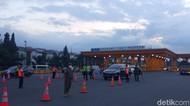 Ganjil Genap di Bandung Hari Ini, 650 Kendaraan Diputar Balik