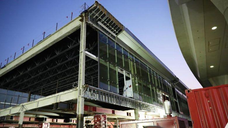 Gerbang baru di Bandara DFW