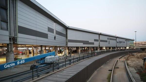 Bandara DFW bisa membangun empat gate baru karena luasnya mencapai 17.000 hektar di dataran luas Texas Utara antara Dallas dan Forth Worth. (Bandara DFW)