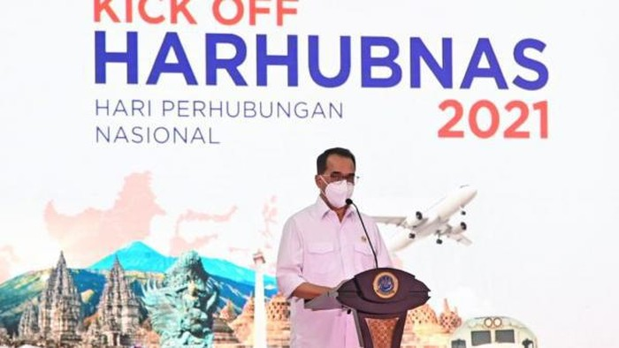 Hari Perhubungan Nasional 2021: Tema dan Pesan Menhub