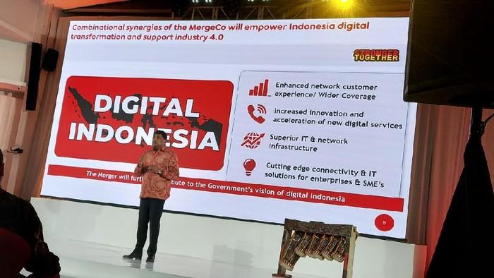 Chief Operating Officer Indosat Ooredoo Vikram Sinha
