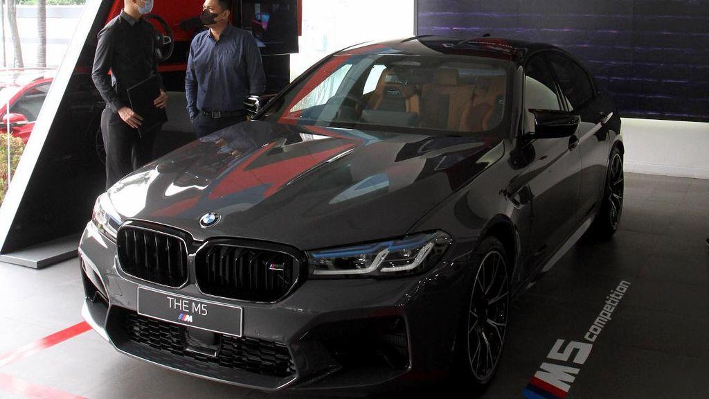 Ini BMW M5 Limited Edition yang Dibanderol Rp 4,7 M