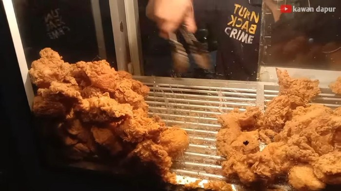 Jualan Ayam Goreng Tepung, Pria Ini Raup Omzet Rp 3,9 Juta Tiap Hari