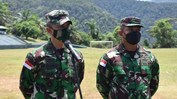 Kasdam XVII/Cenderawasih Brigjen TNI Bambang Trisnohadi