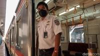 Ya Ampun, Pernah Lho Kereta Tersendat Sampai Stasiun gegara Tawuran