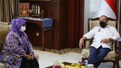 LaNyalla Harap Festival Raja Nusantara 2021 Berjalan Sesuai Rencana