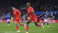 Sengit! Leicester Vs Napoli Tuntas 2-2