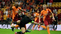 Galatasaray Vs Lazio: Blunder Fatal Strakosha Bikin Biancoceleste Kalah