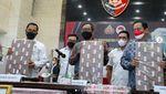 Mahfud MD Pamer Tumpukan Uang Rp 531 M TPPU Obat Ilegal