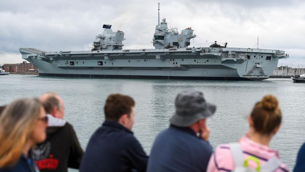 Mantap! Indonesia Bakal Bangun Kapal Perang Canggih Buatan Inggris