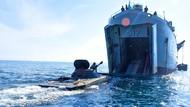 Pasmar 2 Marinir Akhiri Latihan Satuan Lanjutan II di Pantai Banongan