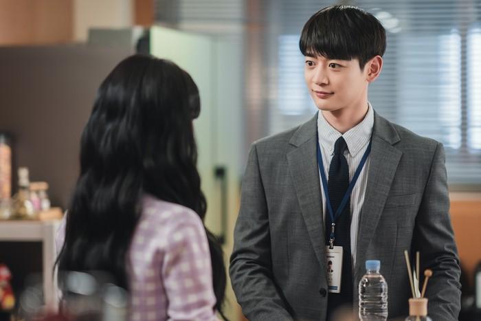 Penampilan Minho SHINee di drama Korea Yumi's Cell.
