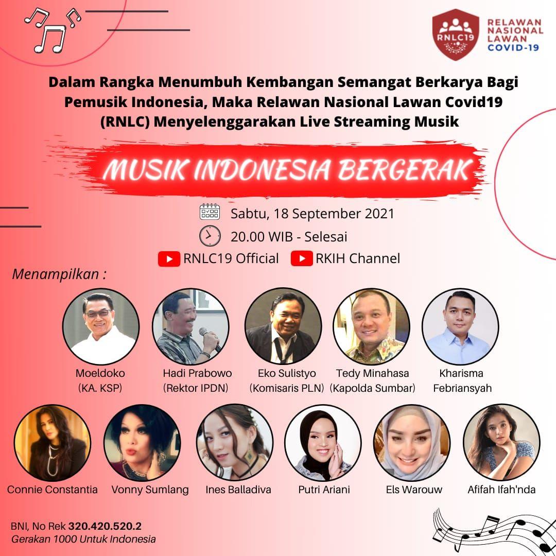 Musik Indonesia Bergerak