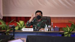 Panglima TNI: PPKM Level IV Turunkan Kasus Covid-19 di Jambi