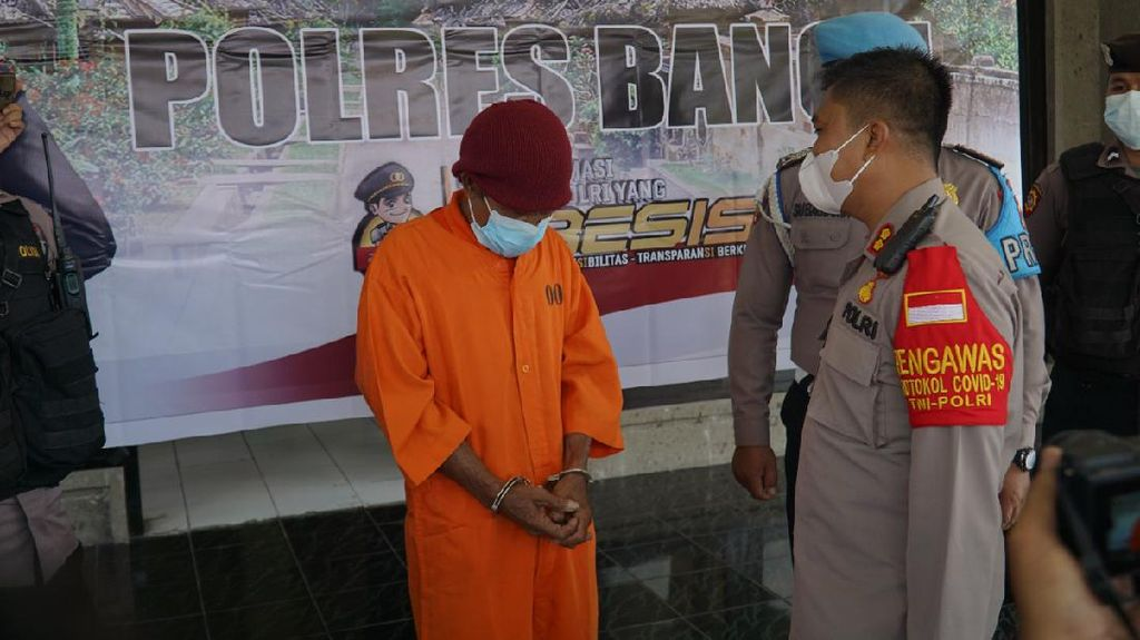 Bejat! Pria di Bali Perkosa Anak Tiri 5 Kali hingga Hamil 8 Bulan