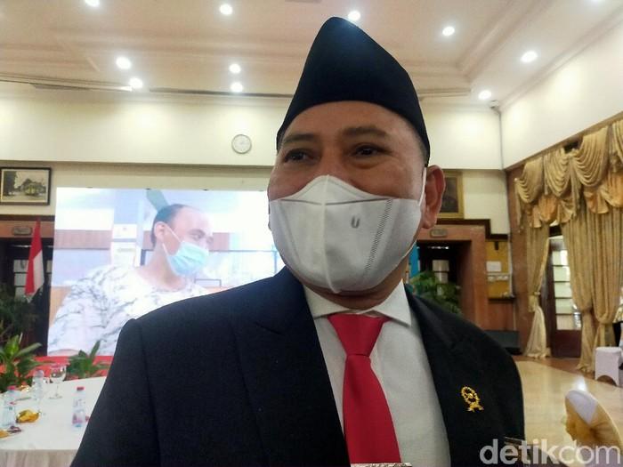 Selama pandemi COVID-19, jumlah perkara yang ditangani Pengadilan Agama Surabaya turun. Ragam perkara yang ditangani seperti perceraian, poligami hingga dispensasi nikah.