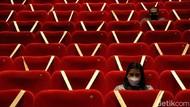 Bioskop di DKI Buka 70%, Anak-anak Boleh Masuk Asal Bareng Ortu