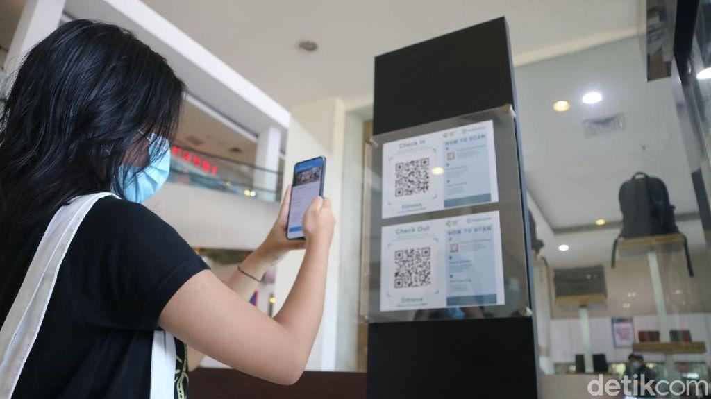 Mulai Oktober, Fitur PeduliLindungi Bisa Diakses di Gojek hingga Tokopedia