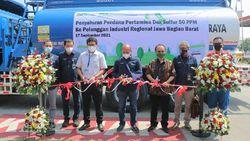 Perdana! Pertamina Salurkan BBM Dex 50 PPM di Indonesia