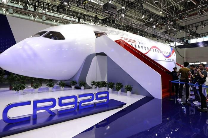 pesawat china