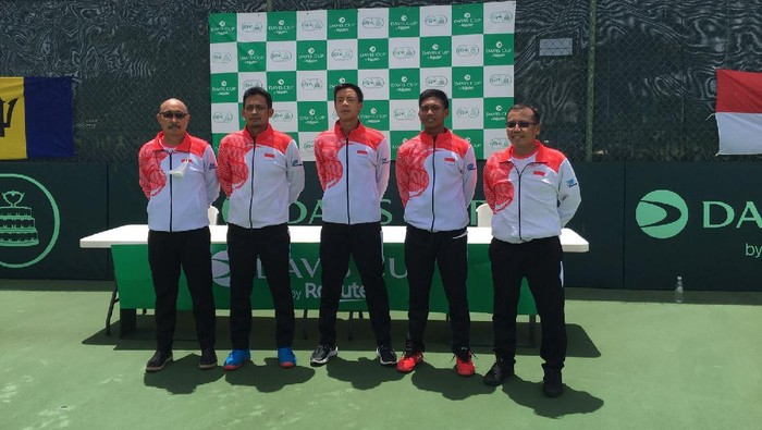 Piala Davis Indonesia