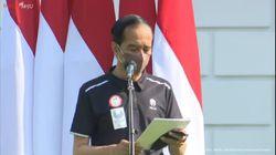 Pesan Jokowi ke Atlet Paralimpiade Indonesia: Jangan Lalai!