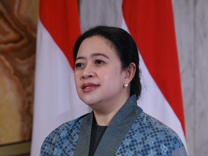 Ketua DPR Puan Maharani.