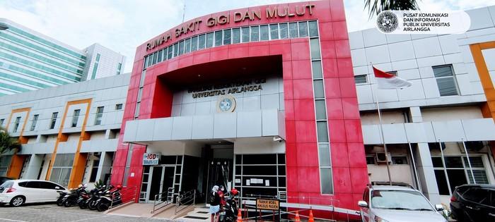 RSGM Unair Surabaya