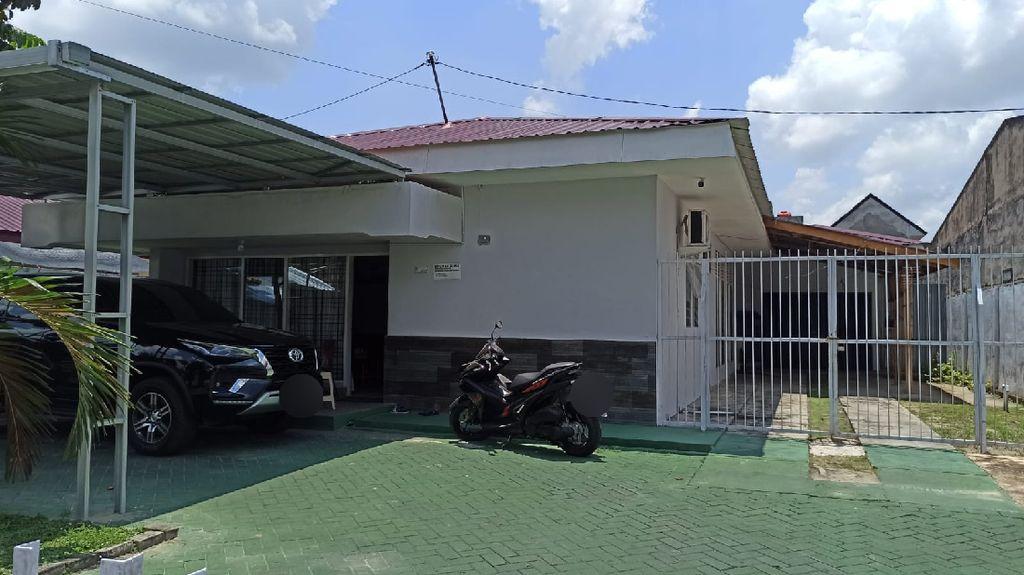 Polisi Buru Pelaku Teror Bom Molotov ke Rumah Pejabat Kemenkumham Riau