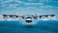 Pesawat Hibrida Masa Depan Buat Hindari Keruwetan Bandara