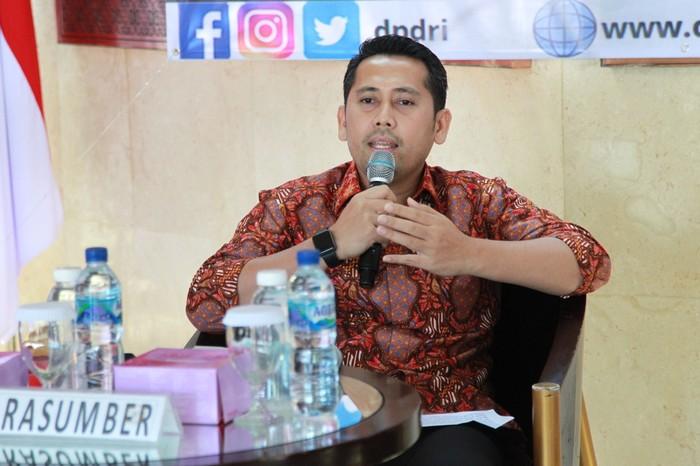 Sekretaris Kelompok DPD di MPR, M. Syukur