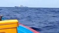 Viral Kapal China Takuti Nelayan Natuna, Spesifikasinya Sekelas Destroyer?