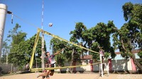 4 Atlet Bola Voli Pantai Kudus Perkuat Jateng di PON Papua