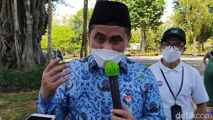 Wakil Gubernur Jateng, Taj Yasin Maimoen, Jumat (17/9/2021).
