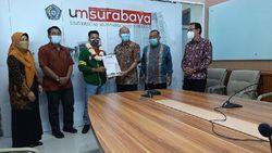 9 Mahasiswa UM Surabaya Wakili Jawa Timur Berlaga di PON XX Papua