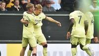 Burnley Vs Arsenal: The Gunners Unggul di Babak Pertama