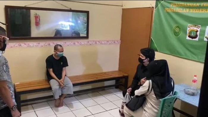 Atta Halilintar dan Aurel Hermansyah temui Savas pemfitnahnya (dok.istimewa)