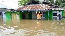 3 Desa di Gorontalo Terendam Banjir, 929 Warga Terdampak