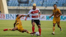 Liga 1 2021: Bhayangkara FC Tekuk Madura United 1-0