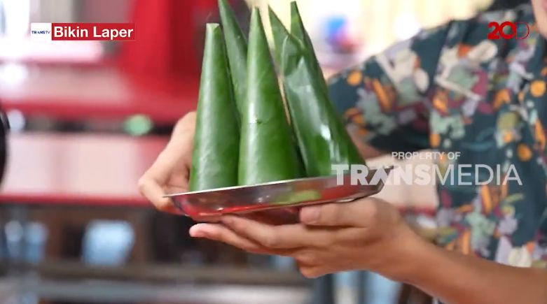 Bikin laper: nasi uduk gondangdia sejak tahun 1993
