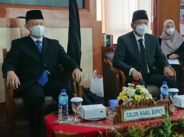 dprd tulungagung menggelar pemilihan wakil bupati sisa masa jabatan 2018-2023
