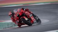 Hasil FP3 MotoGP San Marino: Bagnaia Tercepat, Rossi-Marquez Crash