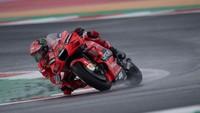 Bagnaia Juara Beruntun, Kali Ini Menangi MotoGP San Marino