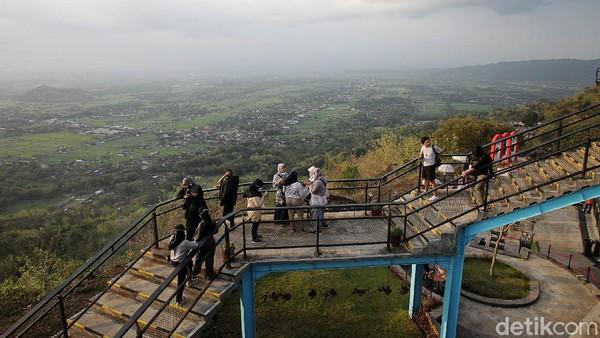 Geliat tempat wisata mulai terlihat setelah penurunan level PPKM.