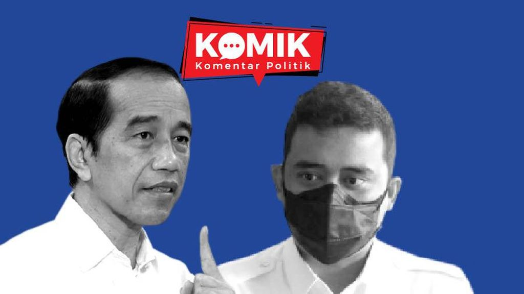 Jokowi Menyentil, Bobby Menjawab