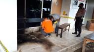 Polisi Olah TKP Kantor LBH Yogya yang Diteror Molotov